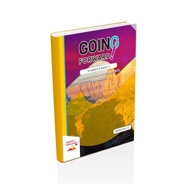 Going Forward 3 - Conalep - MajesticEducation.com.mx