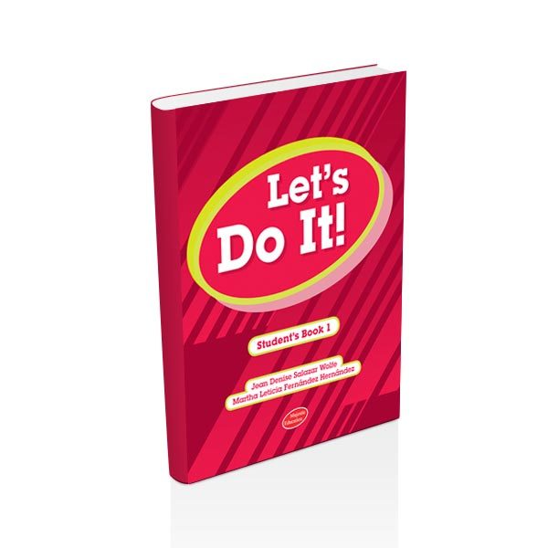 Let´s Do It! 1 - DGETI - MajesticEducation.com.mx