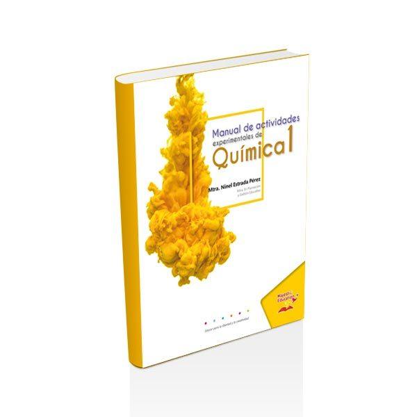Manual de Actividades Experimentales - Química 1 - MajesticEducation.com.mx