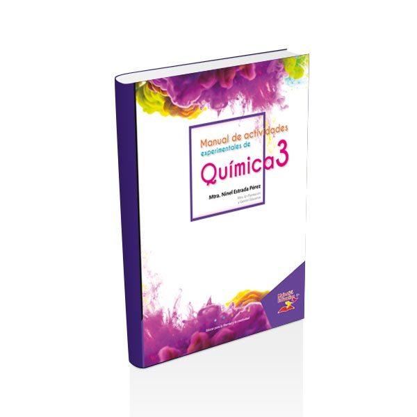Manual de Actividades Experimentales - Química 3 - MajesticEducation.com.mx