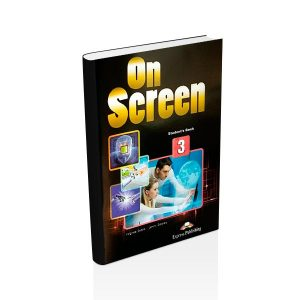 On Screen Student Book 3 - Express Publishing - majesticeducacion.com.mx