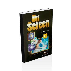 On Screen Student Book B1 - Express Publishing - majesticeducacion.com.mx