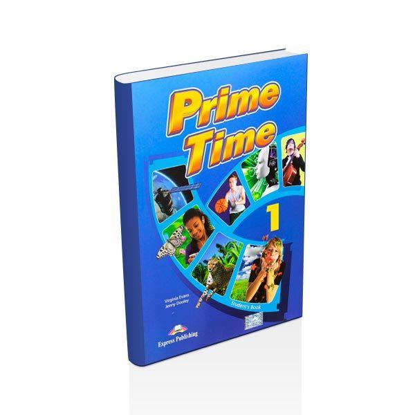 Prime Time Student Book 1 - Express Publishing - majesticeducacion.com.mx