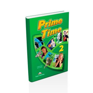 Prime Time Student Book 2 - Express Publishing - majesticeducacion.com.mx