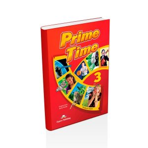 Prime Time Student Book 3 - Express Publishing - majesticeducacion.com.mx