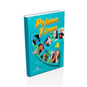 Prime Time Student Book 4 - Express Publishing - majesticeducacion.com.mx