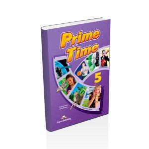 Prime Time Student Book 5 - Express Publishing - majesticeducacion.com.mx