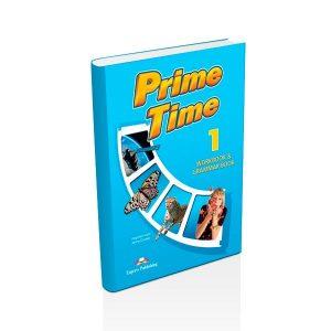 Prime Time Workbook 1 - Express Publishing - majesticeducacion.com.mx