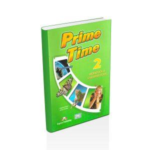 Prime Time Workbook 2 - Express Publishing - majesticeducacion.com.mx