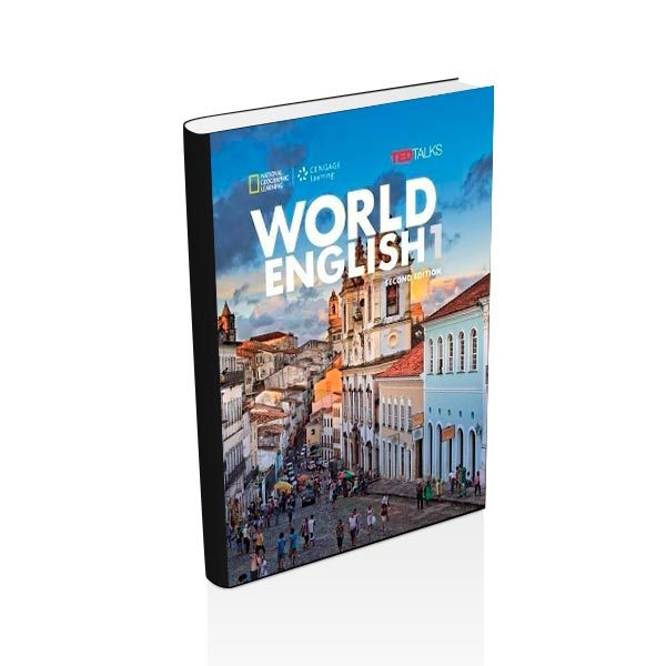 World English Student Book 1 - Cengage - majesticeducacion.com.mx