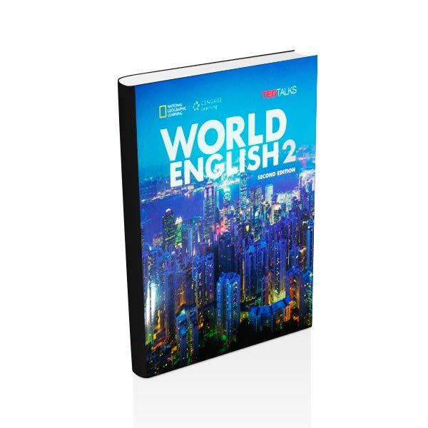 World English Student Book 2 - Cengage - majesticeducacion.com.mx