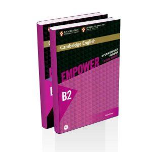 Empower B2 - Student + Workbook - Cambridge - majesticeducacion.com.mx