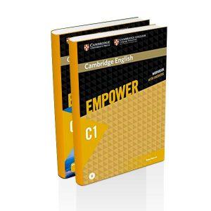 Empower C1 - Student + Workbook - Cambridge - majesticeducacion.com.mx