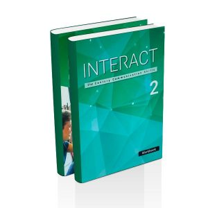 Interact 2 - Student + Workbook - Empreser - majesticeducacion.com.mx