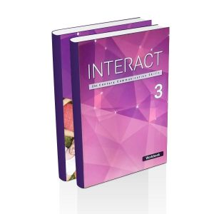 Interact 3 - Student + Workbook - Empreser - majesticeducacion.com.mx