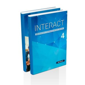 Interact 4 - Student + Workbook - Empreser - majesticeducacion.com.mx
