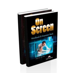 On Screen 2 - Student + Workbook - Express Publishing - majesticeducacion.com.mx