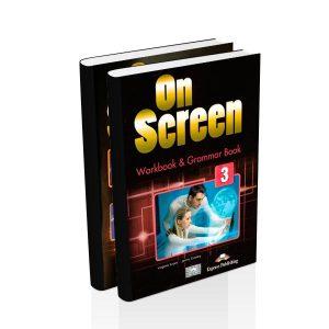 On Screen 3 - Student + Workbook - Express Publishing - majesticeducacion.com.mx