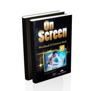 On Screen B1 - Student + Workbook - Express Publishing - majesticeducacion.com.mx
