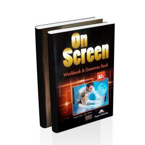 On Screen B2+ - Student + Workbook - Express Publishing - majesticeducacion.com.mx