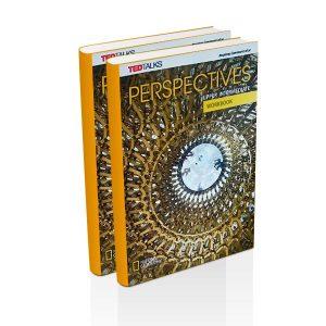 Perspectives Upper Intermediate - Student + Workbook - Cengage - majesticeducacion.com.mx