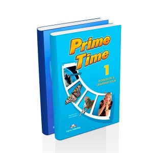 Prime Time 1 - Student + Workbook - Express Publishing - majesticeducacion.com.mx