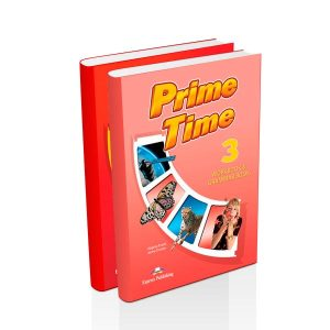 Prime Time 3 - Student + Workbook - Express Publishing - majesticeducacion.com.mx