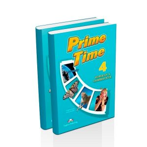 Prime Time 4 - Student + Workbook - Express Publishing - majesticeducacion.com.mx