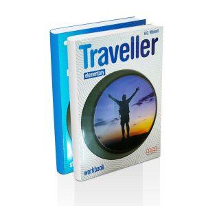 Traveller Elementary A1.2 - Student + Workbook - Empreser - majesticeducacion.com.mx