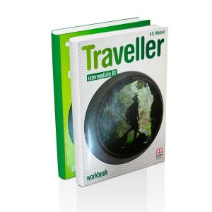 Traveller Intermediate B1 - Student + Workbook - Empreser - majesticeducacion.com.mx