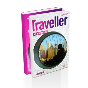 Traveller Pre-Intermediate - Student + Workbook - Empreser - majesticeducacion.com.mx