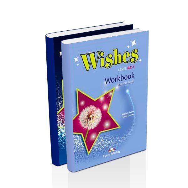 Wishes B2.1 - Student + Workbook - Express Publishing - majesticeducacion.com.mx