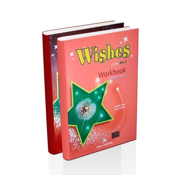 Wishes B2.2 - Student + Workbook - Express Publishing - majesticeducacion.com.mx