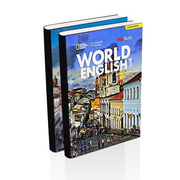 World English 1 - Student + Workbook - Cengage - majesticeducacion.com.mx