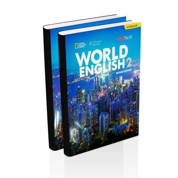 World English 2 - Student + Workbook - Cengage - majesticeducacion.com.mx