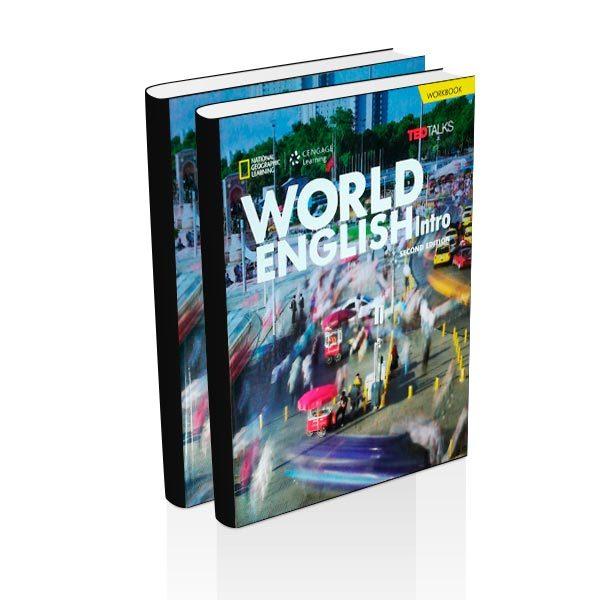 World English Intro - Student + Workbook - Cengage - majesticeducacion.com.mx