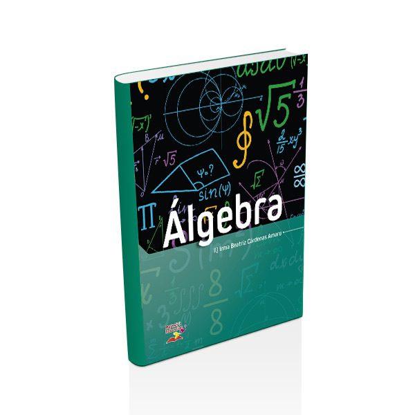 Álgebra - DGETI Nuevo Modelo Educativo - Semestre 1 - - majesticeducacion.com.mx