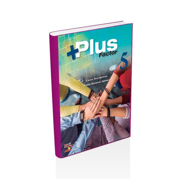 Plus Factor 5 - DGETI Nuevo Modelo Educativo - Semestre 5 - majesticeducacion.com.mx