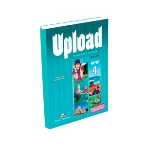 Upload 4 - Student´s Book & Workbook - Express Publishing - majesticeducacion.com.mx
