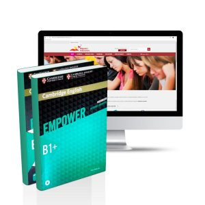 Empower B1+ - Student Book + Workbook +Online - Cambridge - majesticeducation.com.mx