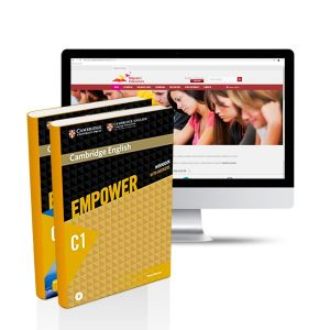 Empower C1 - Student Book + Workbook +Online - Cambridge - majesticeducation.com.mx