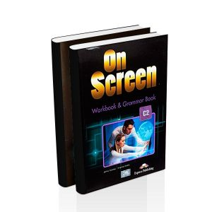 On Screen C2 - Student + Workbook - Express Publishing - majesticeducacion.com.mx