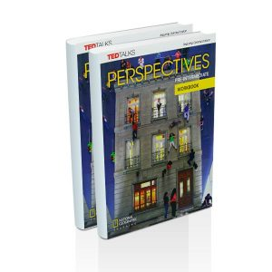 Perspectives Pre-Intermediate - Student + Workbook - Cengage - majesticeducacion.com.mx