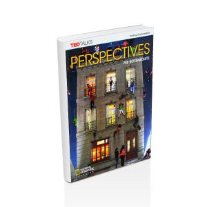 Perspective Pre-Intermediate Student Book - Cengage - majesticeducacion.com.mx